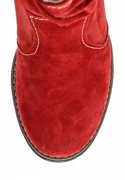 Полусапоги Laura Valorosa                                                                                                              красный цвет