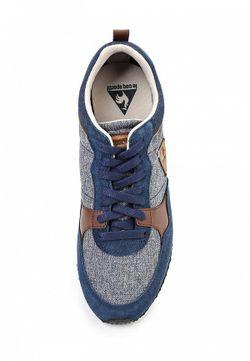 Кроссовки Le Coq Sportif                                                                                                              синий цвет