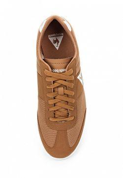 Кроссовки Le Coq Sportif                                                                                                              коричневый цвет