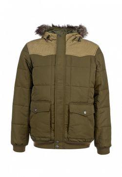 Куртка Утепленная Levi's®                                                                                                              хаки цвет