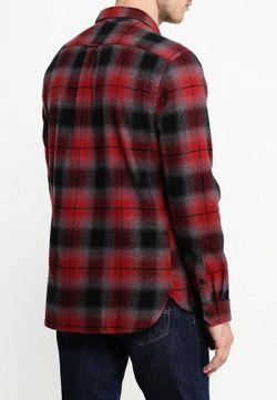 Рубашка Levi's®                                                                                                              красный цвет