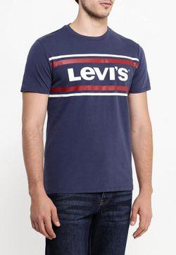 Футболка Levi's®                                                                                                              синий цвет
