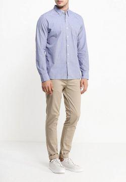 Рубашка Levi's®                                                                                                              голубой цвет