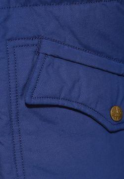Пуховик Levi's®                                                                                                              синий цвет