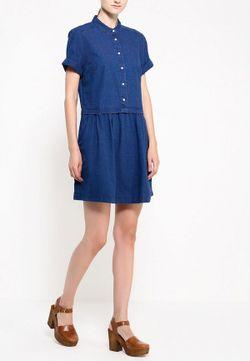 Платье Levi's®                                                                                                              синий цвет