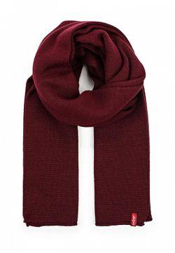 Шарф Levi's®                                                                                                              красный цвет