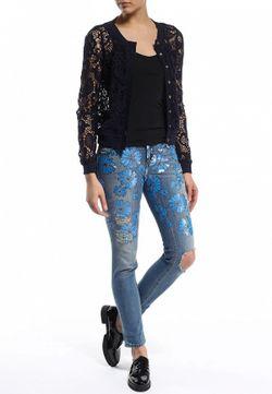 Куртка Liu •Jo Jeans                                                                                                              синий цвет