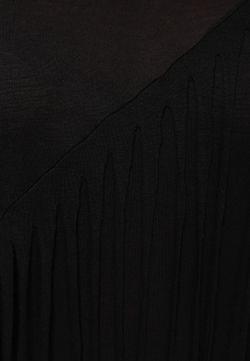 Футболка Liu Jo Jeans Liu •Jo Jeans                                                                                                              черный цвет