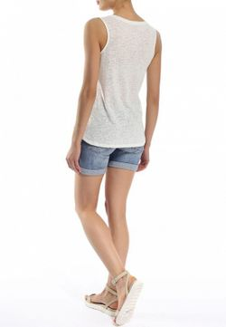 Майка Liu •Jo Jeans                                                                                                              белый цвет
