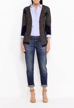 Кардиган Liu Jo Jeans Liu •Jo Jeans                                                                                                              многоцветный цвет