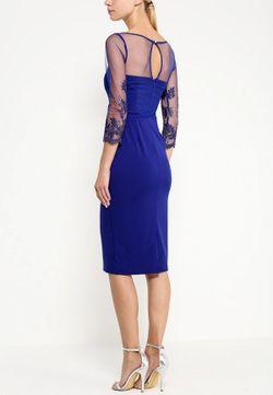 Платье Little Mistress                                                                                                              синий цвет
