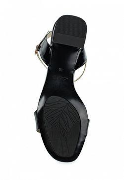 Босоножки Lisette                                                                                                              чёрный цвет