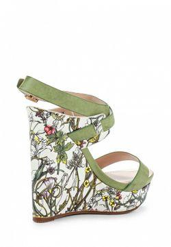 Босоножки Stella Mazarini                                                                                                              зелёный цвет