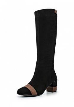 Сапоги Lisette                                                                                                              чёрный цвет