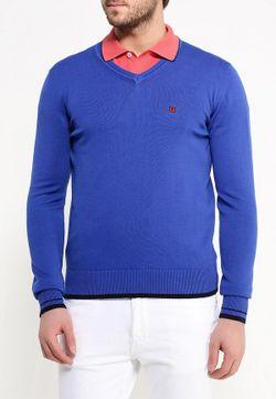 Пуловер Lion Of Porches                                                                                                              синий цвет