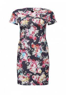 Платье LINA                                                                                                              многоцветный цвет
