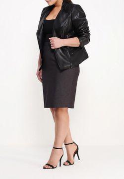 Юбка LINA                                                                                                              черный цвет