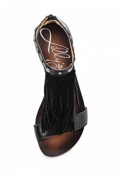 Сандалии Lilly's Closet                                                                                                              чёрный цвет
