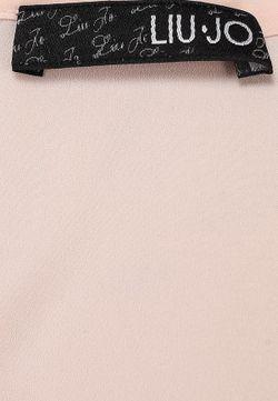 Блуза Liu •Jo                                                                                                              розовый цвет