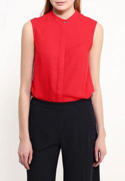 Блуза Love My Body                                                                                                              красный цвет