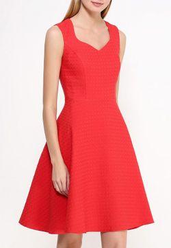 Платье Love My Body                                                                                                              красный цвет