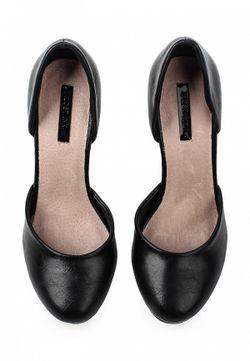 Туфли LOST INK                                                                                                              черный цвет