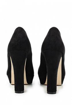Туфли LOST INK                                                                                                              чёрный цвет