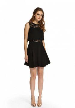 Платье LOST INK                                                                                                              черный цвет