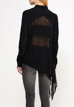 Блуза LOST INK                                                                                                              черный цвет