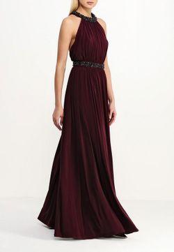 Платье LOST INK                                                                                                              красный цвет