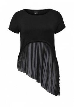 Блуза LOST INK                                                                                                              чёрный цвет