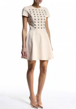 Платье Love Republic                                                                                                              бежевый цвет