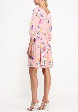 Платье Love Republic                                                                                                              розовый цвет