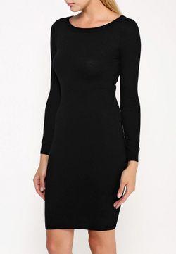 Платье Love Republic                                                                                                              черный цвет