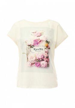Блуза Love Republic                                                                                                              бежевый цвет