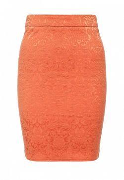 Юбка Love Republic                                                                                                              оранжевый цвет