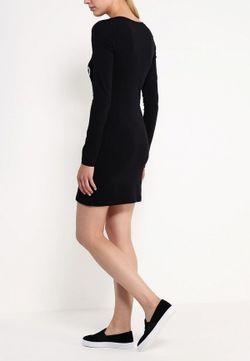 Платье Loud                                                                                                              чёрный цвет