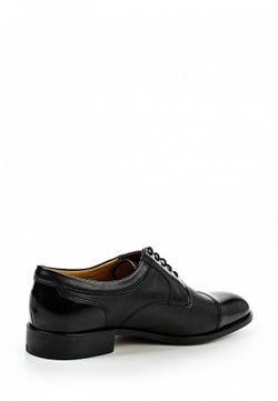Туфли Loake                                                                                                              черный цвет