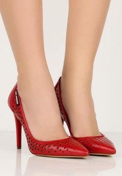 Туфли Love Moschino                                                                                                              красный цвет