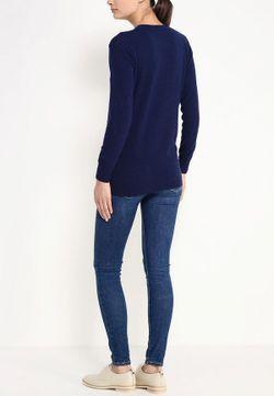 Джемпер Love Moschino                                                                                                              синий цвет