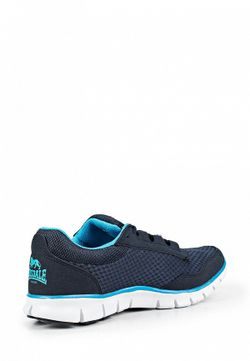 Кроссовки Lonsdale                                                                                                              синий цвет