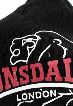 Шапка Lonsdale                                                                                                              чёрный цвет