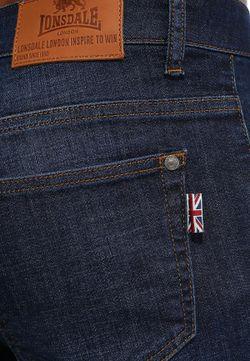 Джинсы Lonsdale                                                                                                              синий цвет
