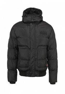Куртка Утепленная Lonsdale                                                                                                              чёрный цвет