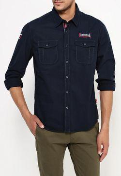 Рубашка Lonsdale                                                                                                              синий цвет