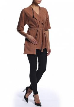 Кардиган Love & Light                                                                                                              коричневый цвет