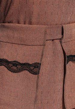 Платье Love&Light                                                                                                              коричневый цвет