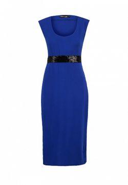 Платье Love&Light                                                                                                              синий цвет