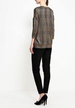Блуза Love & Light                                                                                                              коричневый цвет