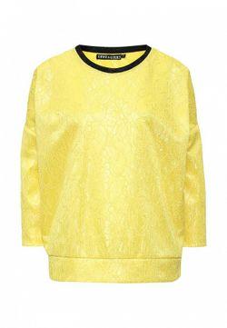 Блуза Love & Light                                                                                                              желтый цвет